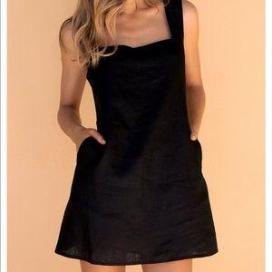 Posse Alice Linen Dress